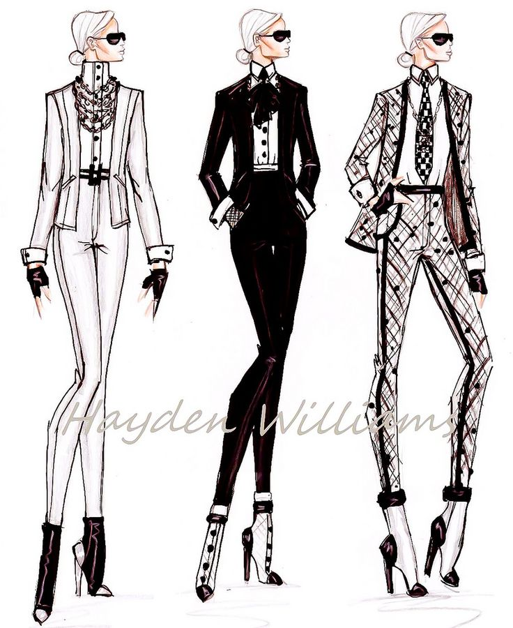 1000 Images About Fashion Illustrations On Pinterest: 1000+ Images About Hayden Williams Fashion Illustrations