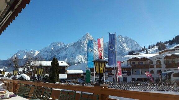 Lermoos, Austria