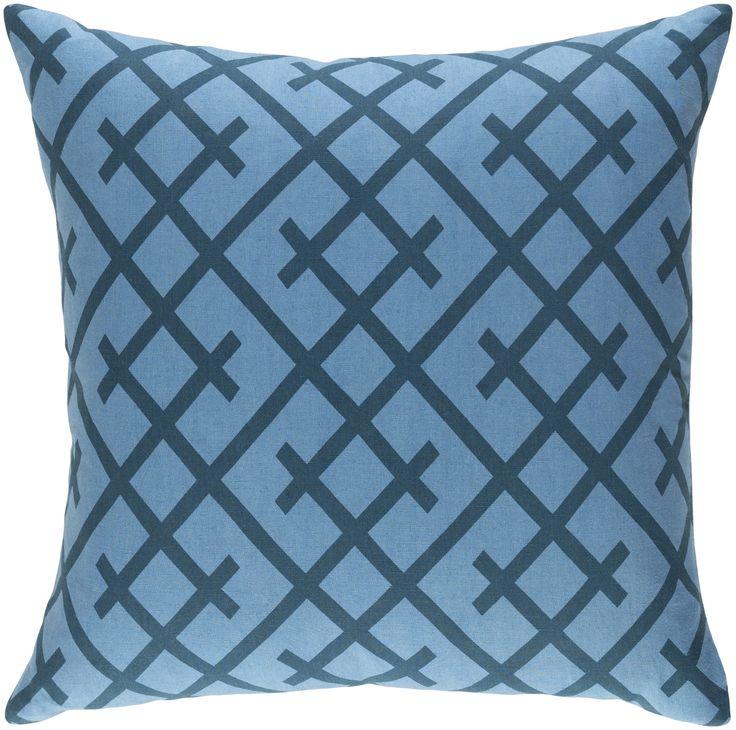 Ethiopia Kenya Pillow Cover