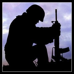 Military+Silhouette+Patterns   cisco-kid-71-tags-silhouette-soldier-army-war-military-praying-t ...