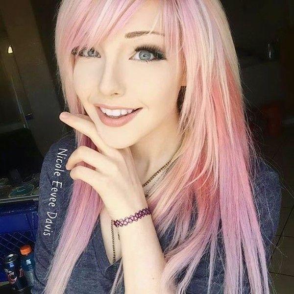 Best 25+ Pink Hair Anime Ideas On Pinterest