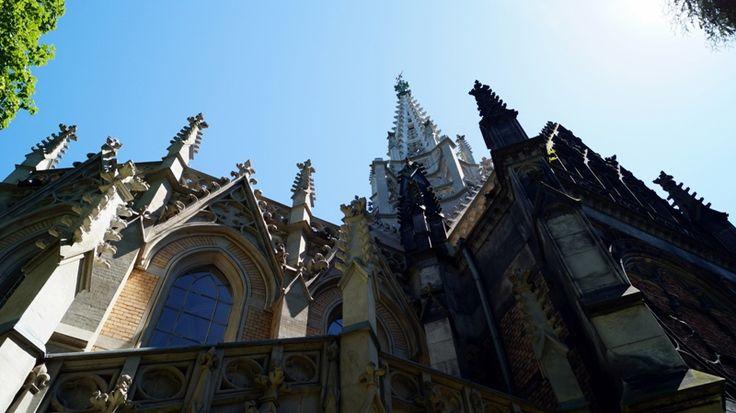 Kaplica Scheiblera na Starym Cmentarzu przy Ogrodowej