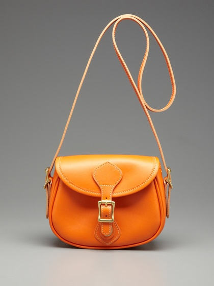 Mini Legacy Shoulder Bag by JW Hulme on Gilt