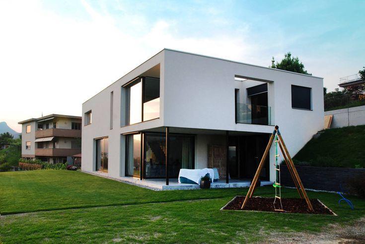 Residenza Sol a Coldrerio (Svizzera) - JPA Antorini   Arketipo