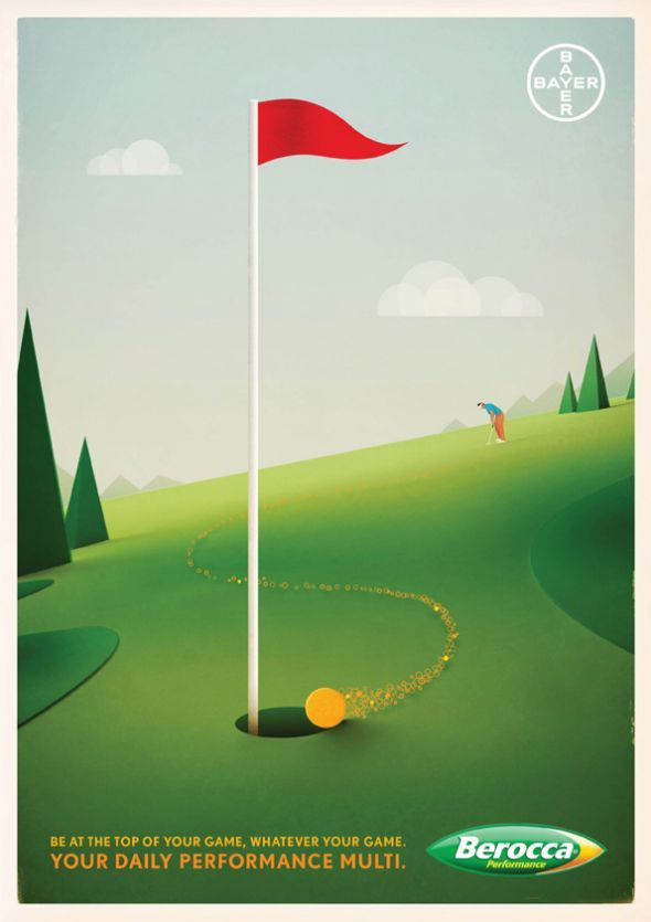 1000 Images About Research Golf Advertising On Pinterest