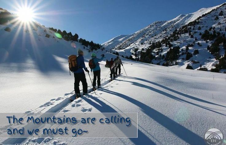 Mountains are calling and we Must GO! Asiamountains.net