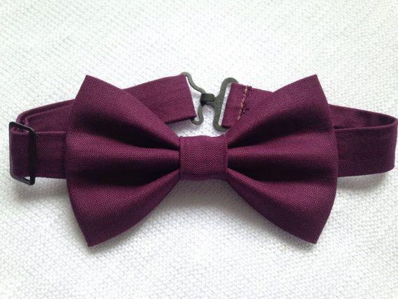 Best 25+ Purple bow tie ideas on Pinterest | Vest and bow ...