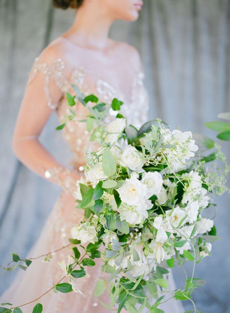 Elegant French Chateau Gilded Wedding Inspiration