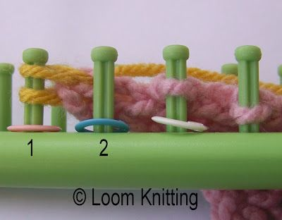 Knitting Loom Instructions - The Loom Room