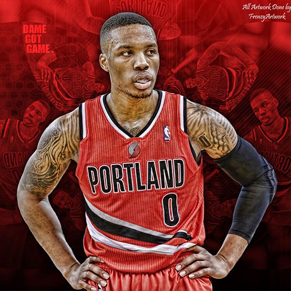 Damian Lillard Related Keywords & Suggestions - Damian Lillard ...