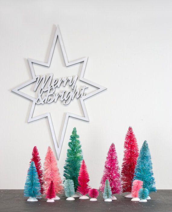 10 best ideas about modern christmas on pinterest modern christmas decor modern wreath and - Awesome the modern christmas decorations ...