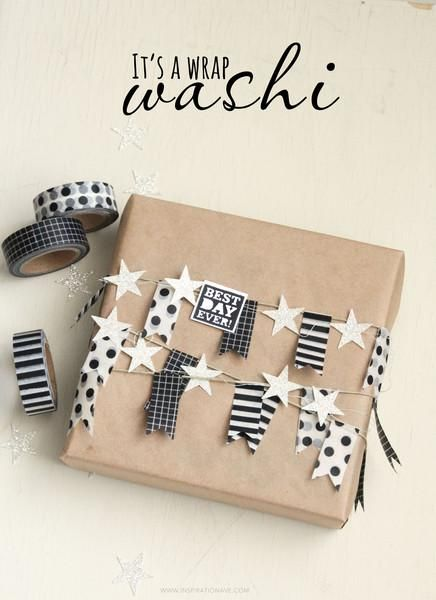 This is such a cute idea and I'm always looking for ideas for what to do with my washi tape