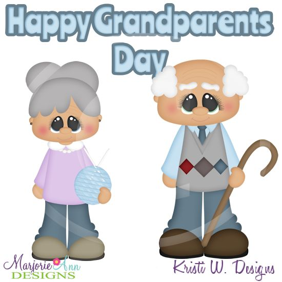 Grandparents Day~SVG-MTC-PNG plus JPG Cut Out Sheet(s) Our sets also include clipart in these formats: PNG & JPG
