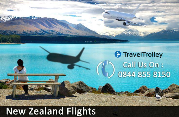Flights  New Zealand from UK