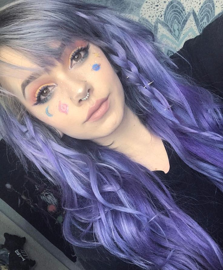 "17k Likes, 115 Comments - Billie Dawn Webb (@billiedawningle) on Instagram: ""Just did some space makeup  idk why but doing my makeup late at night is always fun ✨ Also my…"""
