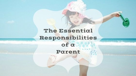 There are a lot of advices on the web on How to raise a kid, but no one will ever prepare you for the responsibilities you will have as a parent. From the moment you have a child, you're already concerned about parenting the right way. Besides support and guidance, you will also be your kid learning model