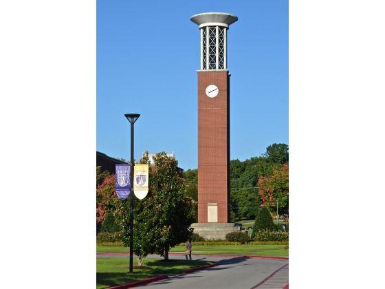 Tower at David Lipscomb