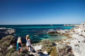 Longreach Bay, Rottnest Island off of the coast of Perth, Western Australia