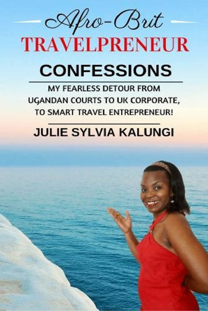 Afro-Brit Travelpreneur Confessions book is about, Travel fun, childhood dreams manifested, Change, Envisioning, and Persistence leading to Achievement!