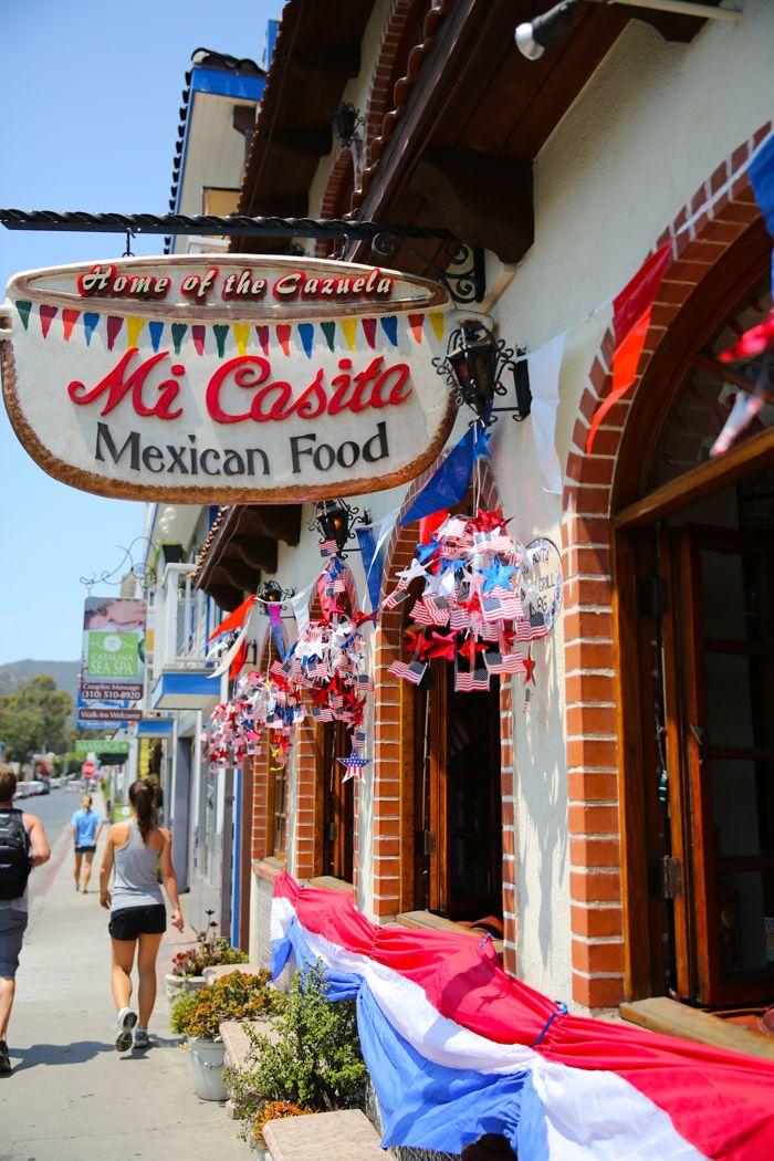 Catalina Island Avalon Restaurants Best