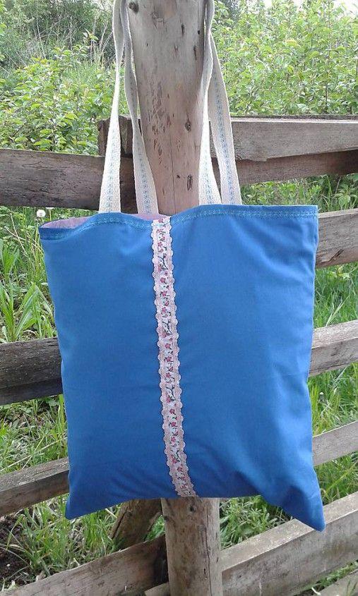 lienka97 / Nákupná taška so stužkou