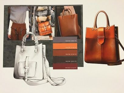 Trend information and design proposals for women's bags in an inspiring trend book.BAGS Trend Book provides you with the latest trend information and new inspiration for your bag collections.