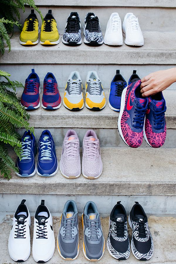 9f1ff5731d8c4 Which pair to wear today  Explore the Nike Air Max Collection to ...