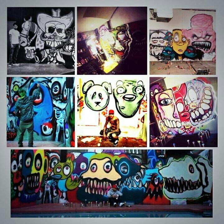 Chris Brown's Graffiti.