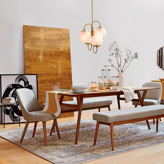 Neutral Dining Room Rugs