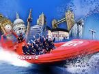Take an exhilarating ride along the river Thames on a RIB (rigid inflatable boat) and see the sights of London at high speed