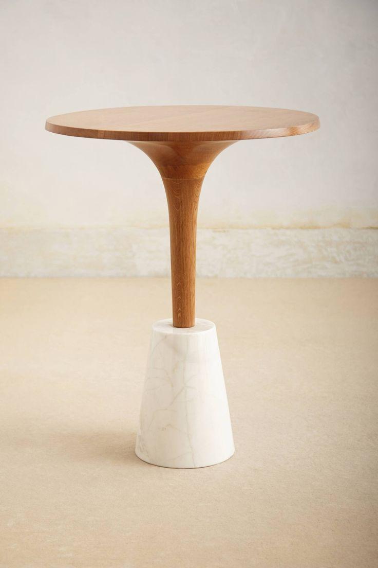 Marble Base Tea Table