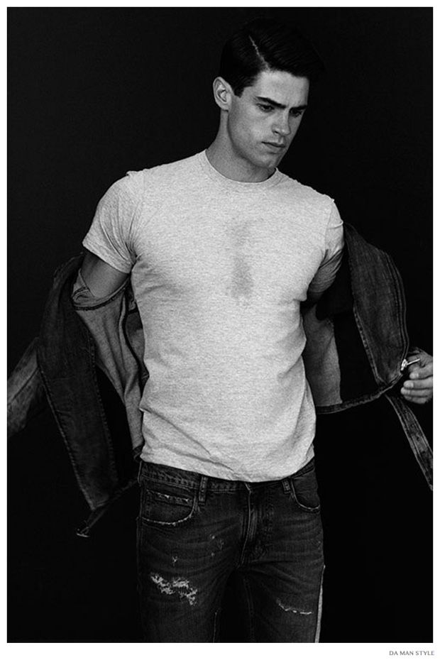 187 best Chad White images on Pinterest | Man fashion ...
