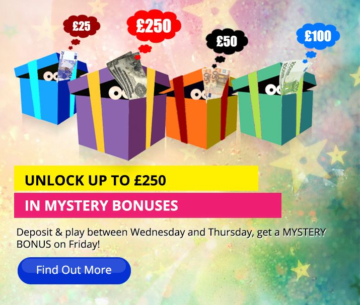 Deposit and play Today and get a mystery prize this Friday! Only at  www.tradacasino.com  (T&C's apply)