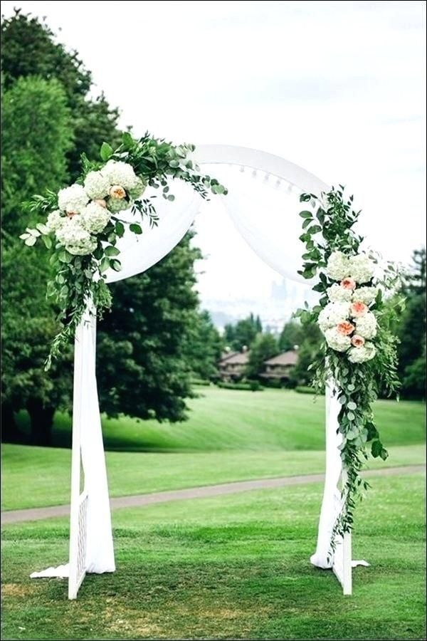 Wedding Trellis Wedding Trellis Decorations Awesome Bridal Arch Decoration Ideas Modern Desi In 2020 White Wedding Arch Wedding Trellis Decoration Wedding Trellis