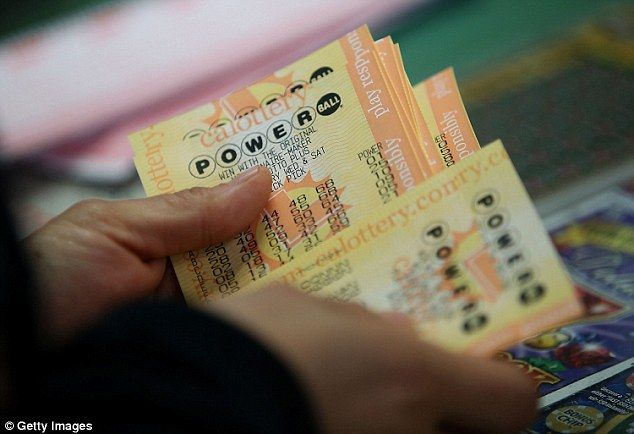 Woman wins $35 million after brother told her to buy a lotto ticket