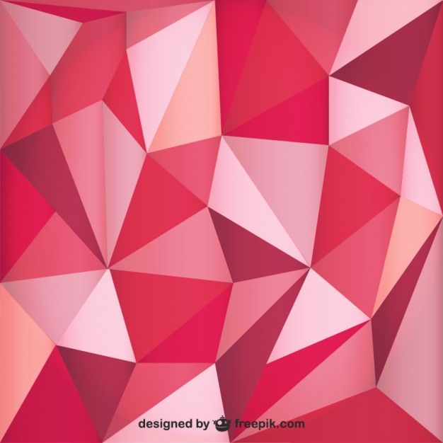 Triangle red background, free for download and use