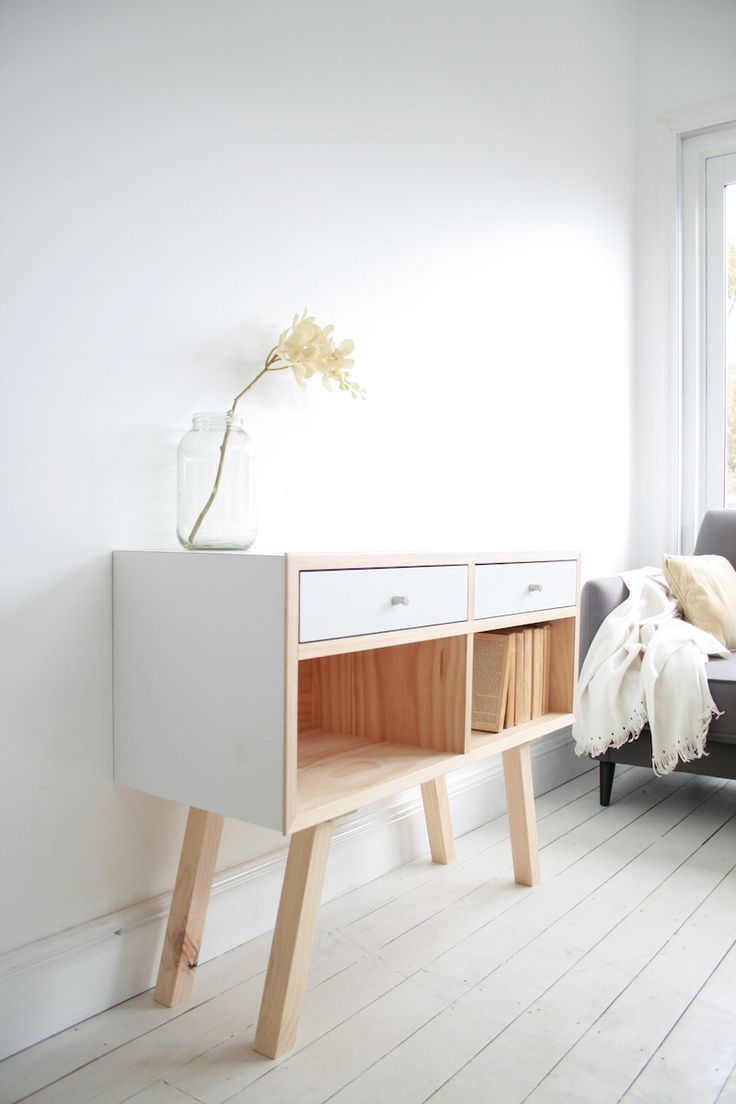 Introducing The Makers Behind milkcart furniture l Modern clean line furniture l Simple wood furniture