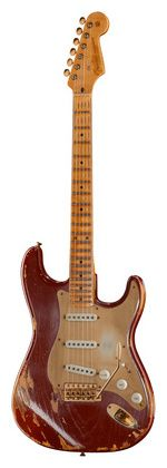 Fender 1954 Strat Relic GH CR - Thomann France