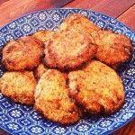 Pascale Naessens koekjes van havermout, banaan en kokos