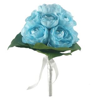 turquoise bouquet