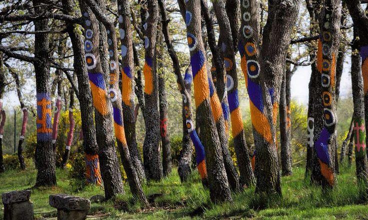 Omako basoa (Bosque de Oma) Kortezubi, Euskadi (España)