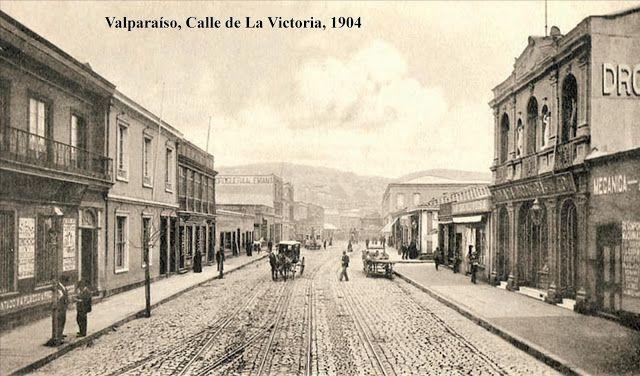 Calle de La Victoria