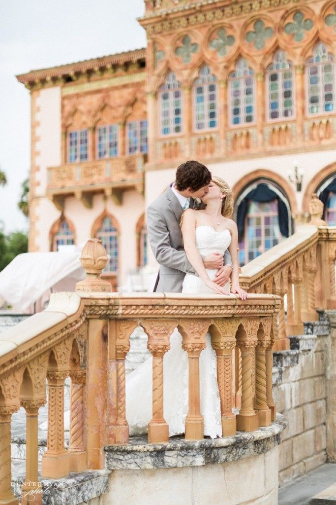 Ca D Zan Mansion Sarasota Luxury Wedding Photographer