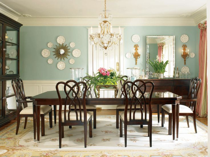 Lovely DINING ROOMS THAT INSPIRE From Sheffield Furniture U0026 Interiors
