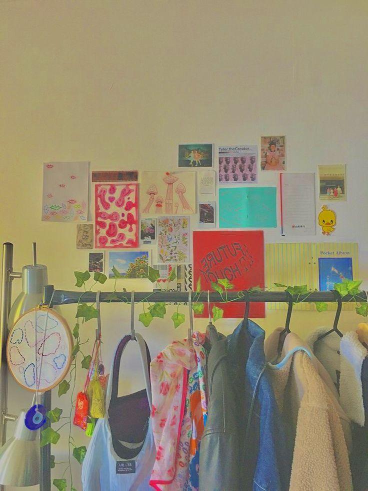 @amyygeng in 2020 | Indie room, Retro bedrooms, Indie room ... on Room Decor Indie id=58481
