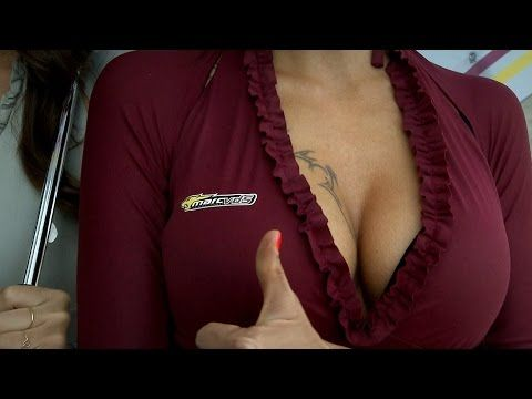 MotoGP™ Misano 2014 – Paddock girls - YouTube