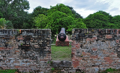 Fort Cornwallis, Penang - http://penang-mega.com/fort-cornwallis-penang/