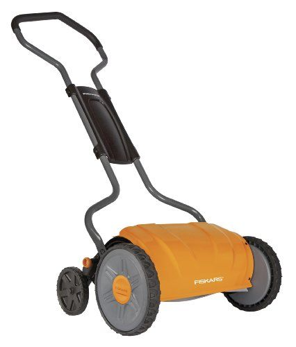 ###Cheap Best Price Fiskars 6208 17-Inch Staysharp Push Reel Lawn Mower for Sale Low Price
