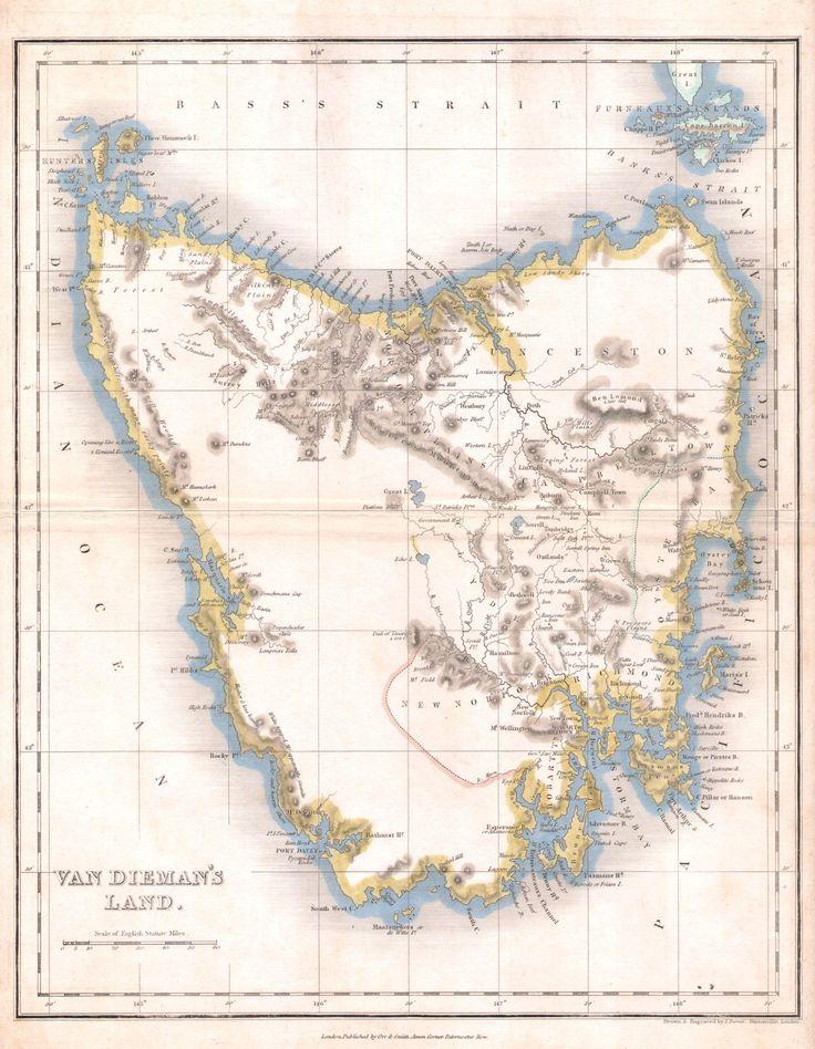 1837_Dower_Map_of_Van_Dieman's_Land_or_Tasmania_-_Geographicus_-_Tazmania-dower-1837.jpg (2551×3288)