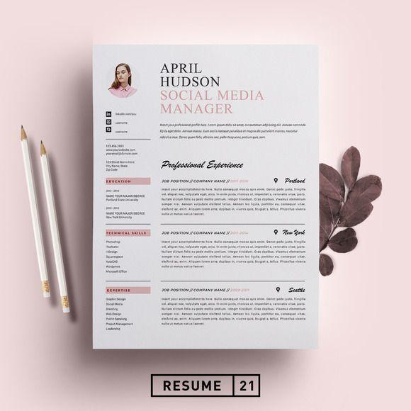 25 best Resume Templates images on Pinterest | Cv resume template ...